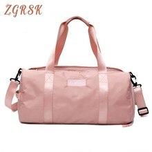 Men Travel Bags Luggage Oxford Duffle Soft Bag Women Handbag Waterproof Weekend Large Big Shoulder Solid