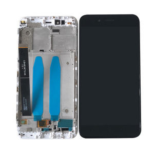 Image 3 - Original Axisinternational For Xiaomi Mi A1 MiA1 LCD Screen Display+Touch Panel Digitizer With Frame For MI5X Mi 5X Display