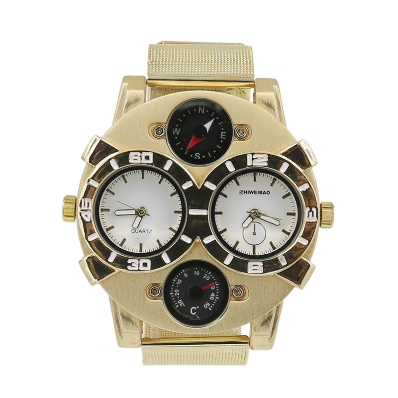 Special Design Watch Multiple Time Zone 1