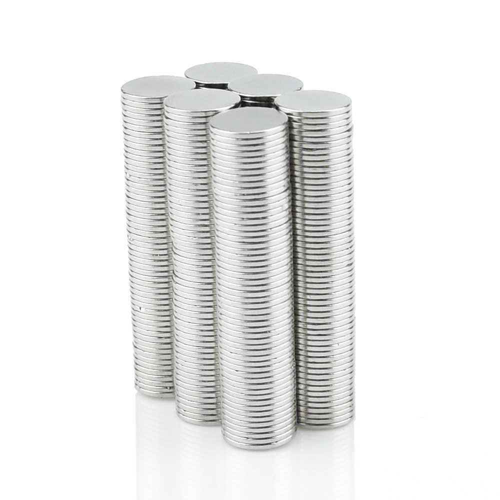AETool מיני Neodymium מגנט N52 10x1 10x2 12x1 12x2 15x1mm קבוע NdFeB קטן עגול סופר חזק חזק מגנטי מגנטים