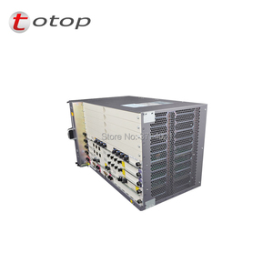 Image 2 - 10G OLT Huawei MA5683T GPON OLT Chassis with 2xSCUN + 2xPRTE + 2x X2CS + 1xGPFD C++ Module 16 ports