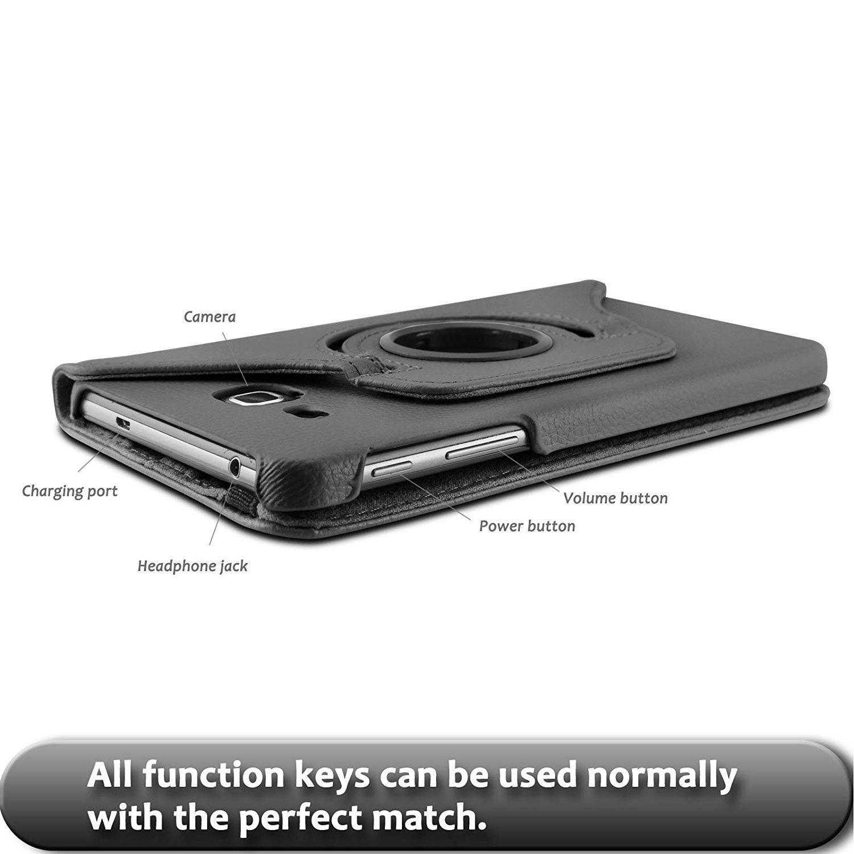 Чехол-подставка из искусственной кожи для Samsung Galaxy Tab A 2016, 7,0 дюйма, 7,0 дюйма-2