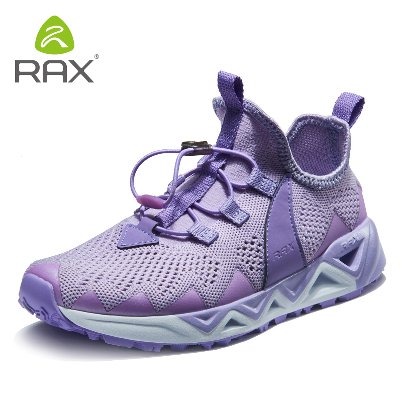 RAX Women Upstreams Aqua Shoes Outdoor Sports Sneakers for Female Summer Beach Sandals Quick Drying Seaside