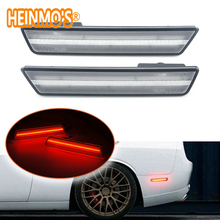 Для Dodge Challenger 2014-2008 Dodge charger 2014-2011 задние светодиодный Светодиодные поворотники стоп-маркеры автомобильные SMD красные сигнальные огни