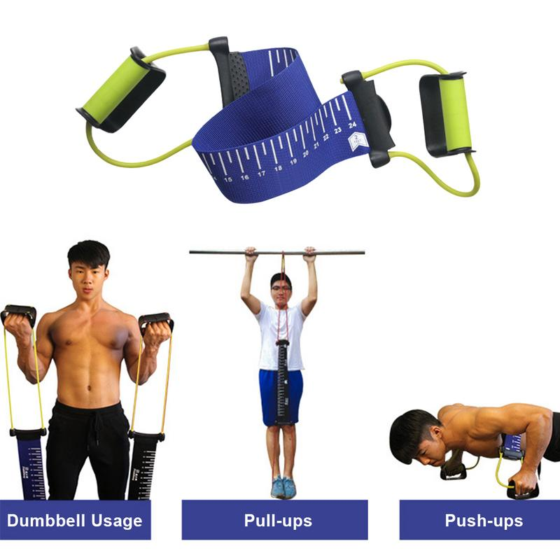 Puller Push Up Holder Fitness Exercise Equipment Training Abdominal Arm Chest Back Muscle Supplies Bracket Puller High Resilience