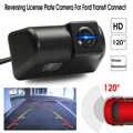 HD CCD Auto Auto Impermeabile Telecamera di Retromarcia Targa Videocamera vista posteriore di Visione Notturna di Parcheggio Accessori Per Ford Transit Connect