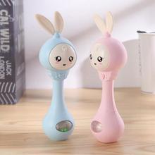 Музыкальная резонаторная свет Размер 0-12 мес., комплект колокольчики для младенцев rattlesshaking Игрушки для малышей милые Мультяшные игрушки для новорожденных рано утром развивающие игрушки