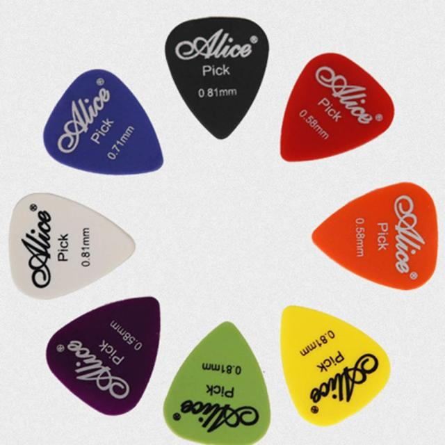 Non-Slip Guitar Picks 12 pcs/Set