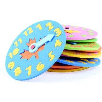 1 шт., детские игрушки «сделай сам» из ЭВА, Обучающие Развивающие игрушки, Бесплатная сборка, веселая головоломка для детей, подарки