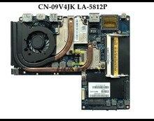 عالية الجودة LA 5812P لديل من Alienware M11X R2 اللوحة المحمول CN 09V4JK LA 5812P I3 330U 100% اختبار بالكامل