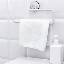 Kitchen Organizer Towel Rack Hanging Holder Solid Tissue Rack Door Back Hanger Towel Sponge Holder Storage Rack for Bathroom