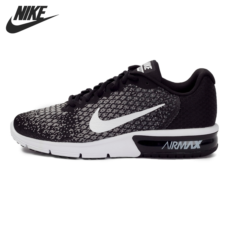 Nike Original AIR MAX SEQUENT 2 Men's Running Shoes Breathable Sport Shoes Lightweight Outdoor Sneakers #852461