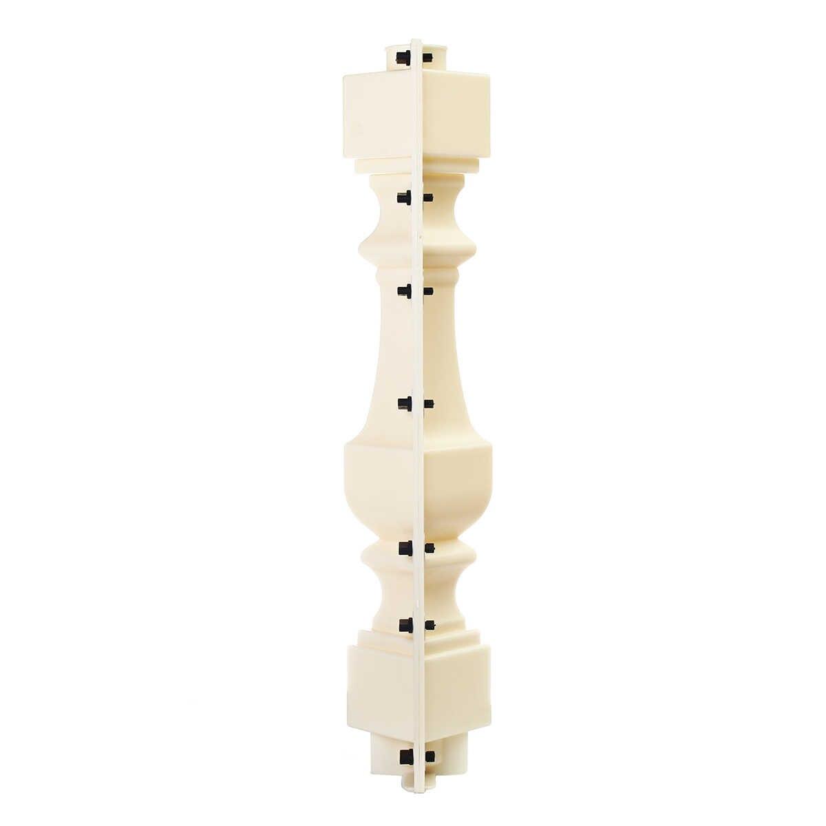 70 см формы для керамической плитки забор плесень римские пресс-форма-столбик Бетон цемент перила гипсовая форма сад балкон бассейн DIY ограждения здания