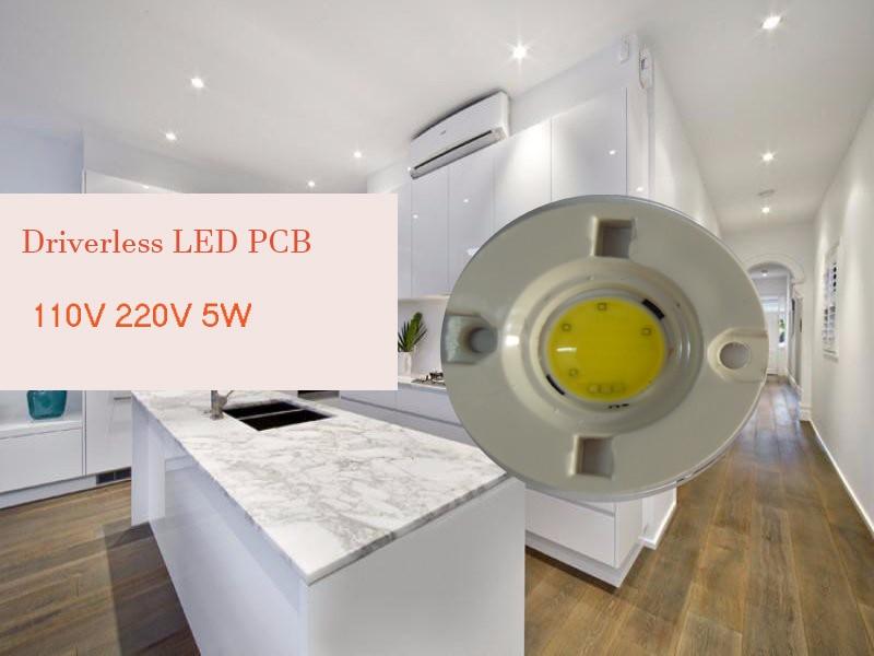 220V sürücüsüz cob modul çipləri 20W 30W 40w 50W 80W 100W 120W - İşıqlandırma aksesuarları - Fotoqrafiya 6