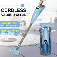 100W Handheld Wireless Vacuum Cleaner Portable Household Dust Collector and Aspirator HEPA Filter Strong Suction Cleaning Tool