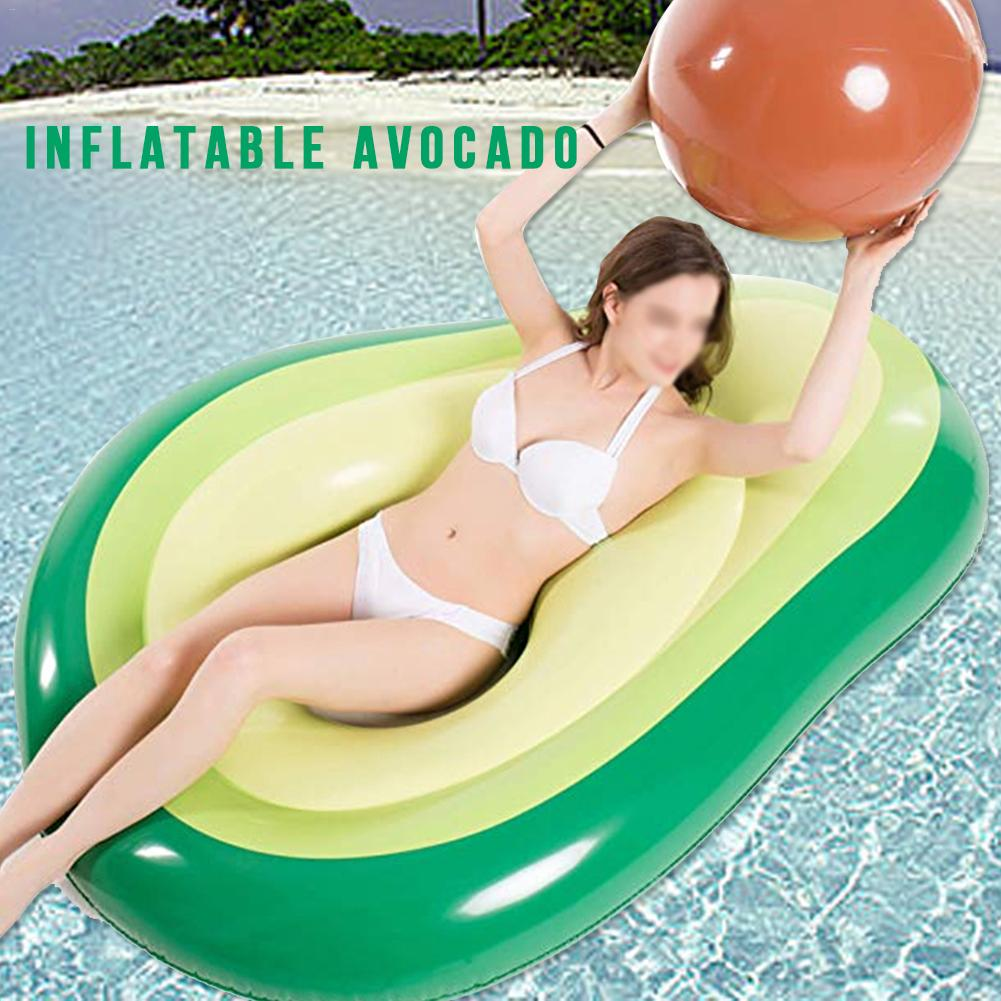 Inflatable Giant Unicorn Avocado Pool Float Pool Swimming Float Swimming Ring Pool Circle Boia Piscina Pool Party Buoy Toy 200CMInflatable Giant Unicorn Avocado Pool Float Pool Swimming Float Swimming Ring Pool Circle Boia Piscina Pool Party Buoy Toy 200CM