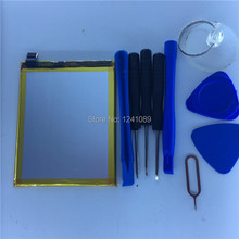 2 pieces / lot for Ulefone T1 battery 3680mAh Give disassemble tool 5.5inch Helio P25 Ulefone Mobile Phone Accessories цена