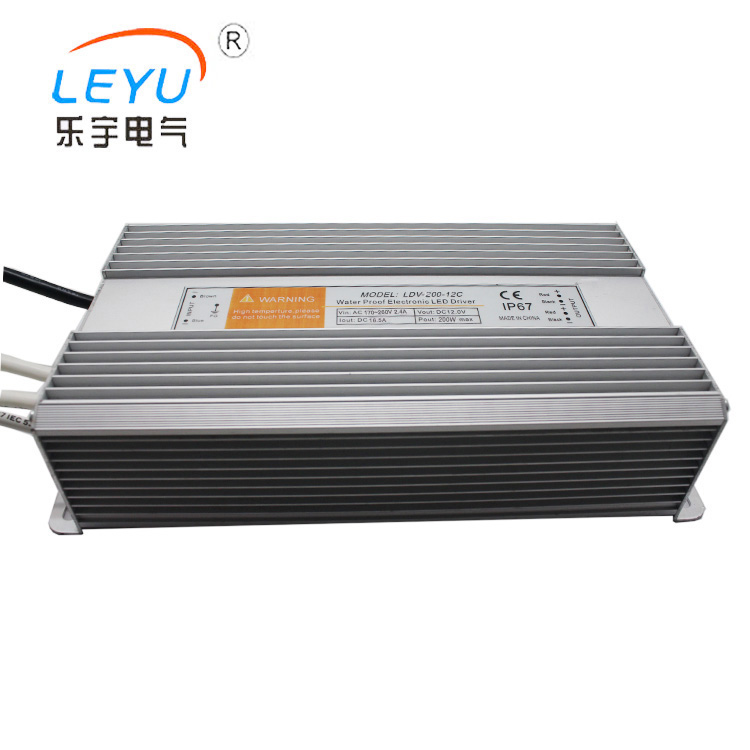 цена на Constant voltage Waterproof 200w 4.2a 48v led switching power supply