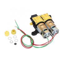 12V Agricultural Electric Sprayer High Pressure Diaphragm Pump Small Water Pump su pompasi