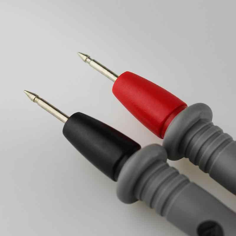 אוניברסלי מודד בדיקה 1000 V 10A מבחן מוביל כבל עבור IC פין אחיזה אנטי להחליק אחיזת נייד אבזרים 1.1 m חדש