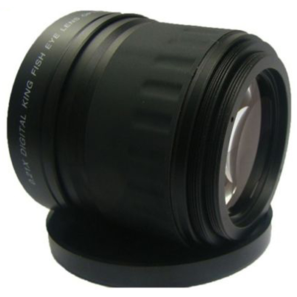 Image 4 - 58mm 0.21X Fisheye Wide Angle Macro Lens For Canon Nikon All Dslr Camera-in Camera Lens from Consumer Electronics