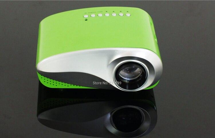 mini projector green pic 4