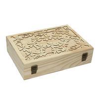 Handmade Wooden Essential Oil Storage Box 70Lattice 5 15 Ml Bottle Natural Pine Wood Finishing Case Aromatherapy Detachable