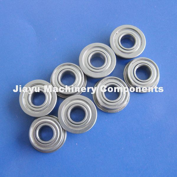 682 OPEN Bearing 2x5x1.5 mm ABEC-1 10PC Miniature MR52 L-520 Ball Bearings 682