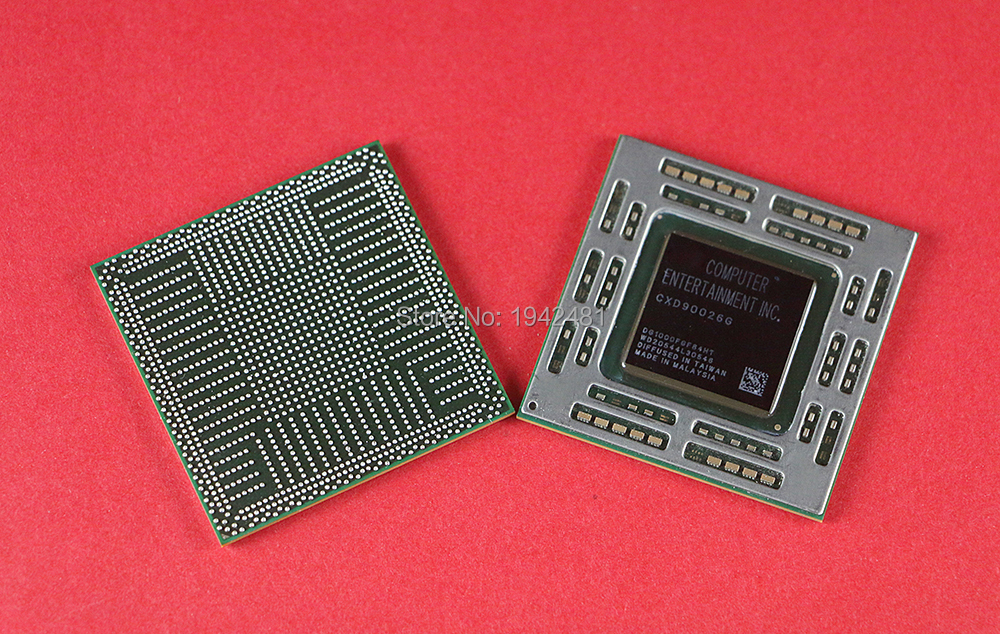 OCGAME 8pcs/lot For PS4 GPU CXD90026G CPU CXD90026AG CXD90026BG Original image