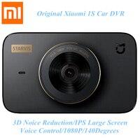 Original Xiaomi 1S Car DVR Camera Video Recorder 140 Degrees Wide Angle 3.0 inch IPS Screen