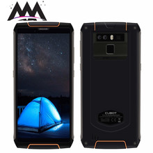 Cubot King Kong 3 IP68 Waterproof shockproof mobile phone 6000mAh Android 8.1 4GB + 64GB MT6763T Octa Core 5.5'' 4G Smartphone