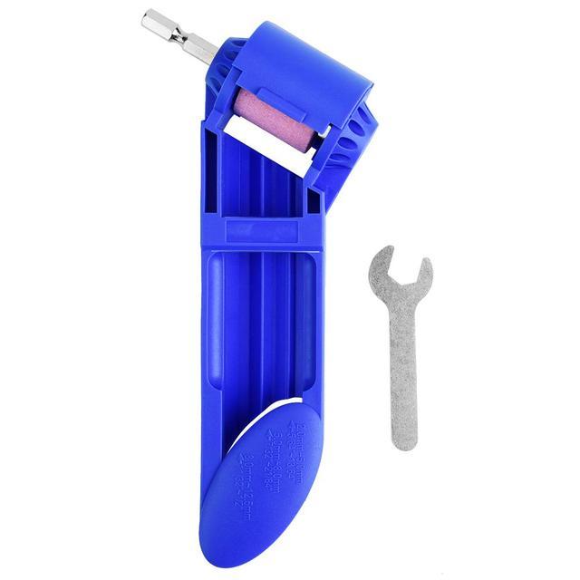 핸드 헬드 드릴 비트 숫돌 마모 저항 커런덤 그라인딩 휠 전기 드릴 보조 도구 전기 드릴 연마