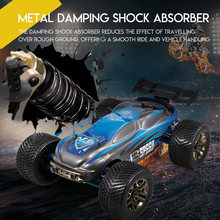 J3 SPEED RC Car 1:10 100km/h 4WD 2.4G RC Racing Cars Brushless 120A ESC Waterproof High Speed Buggy RC Racer Toys(China)