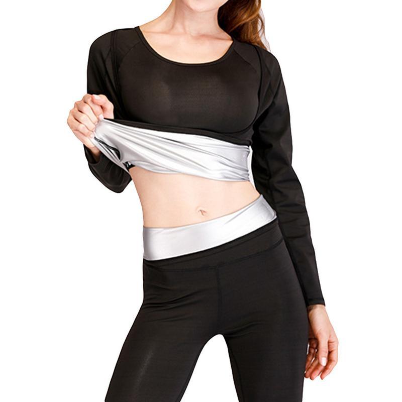 Yoga costume de fitness sweat manches longues Absorbant Vêtements Trois-pièce Ensemble Pour Femmes Intérieur accessoires de sport De Yoga Ensemble