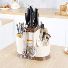 hot deal buy kitchen storage knife block multi-purpose storage rack storage tool tableware organizer kitchen gadget