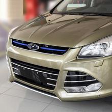Решетка автомобильные декоративные Тюнинг автомобилей аксессуары защитный аксессуар стикер полосовые покрытия 13 14 15 16 17 для Ford Kuga
