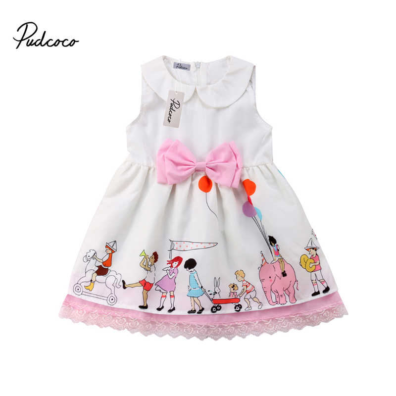 f158114dc Detail Feedback Questions about Flower Kids Baby Girl Floral Lace Tutu Dress  Children Girls Sleeveless Summer Vestidos Princess Wedding Bow Party Dresses  on ...