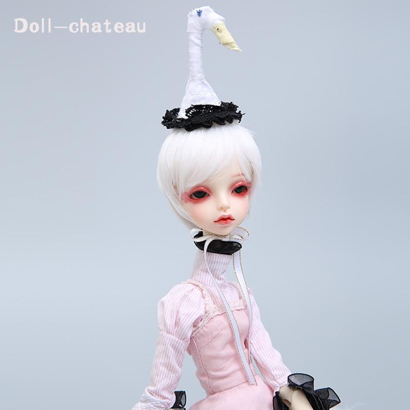 Doll Chateau Queena DC BJD SD Doll 1 4 Resin Body Model Girls Boys High Quality