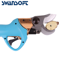 Garden Power Tools Grape Tree Trim Tools Lithium Battery Drive Scissors Garden Pruning Shears