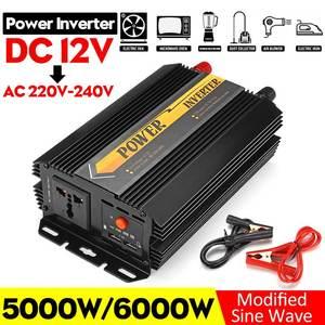 5000W/6000W Peaks Inverter 12V