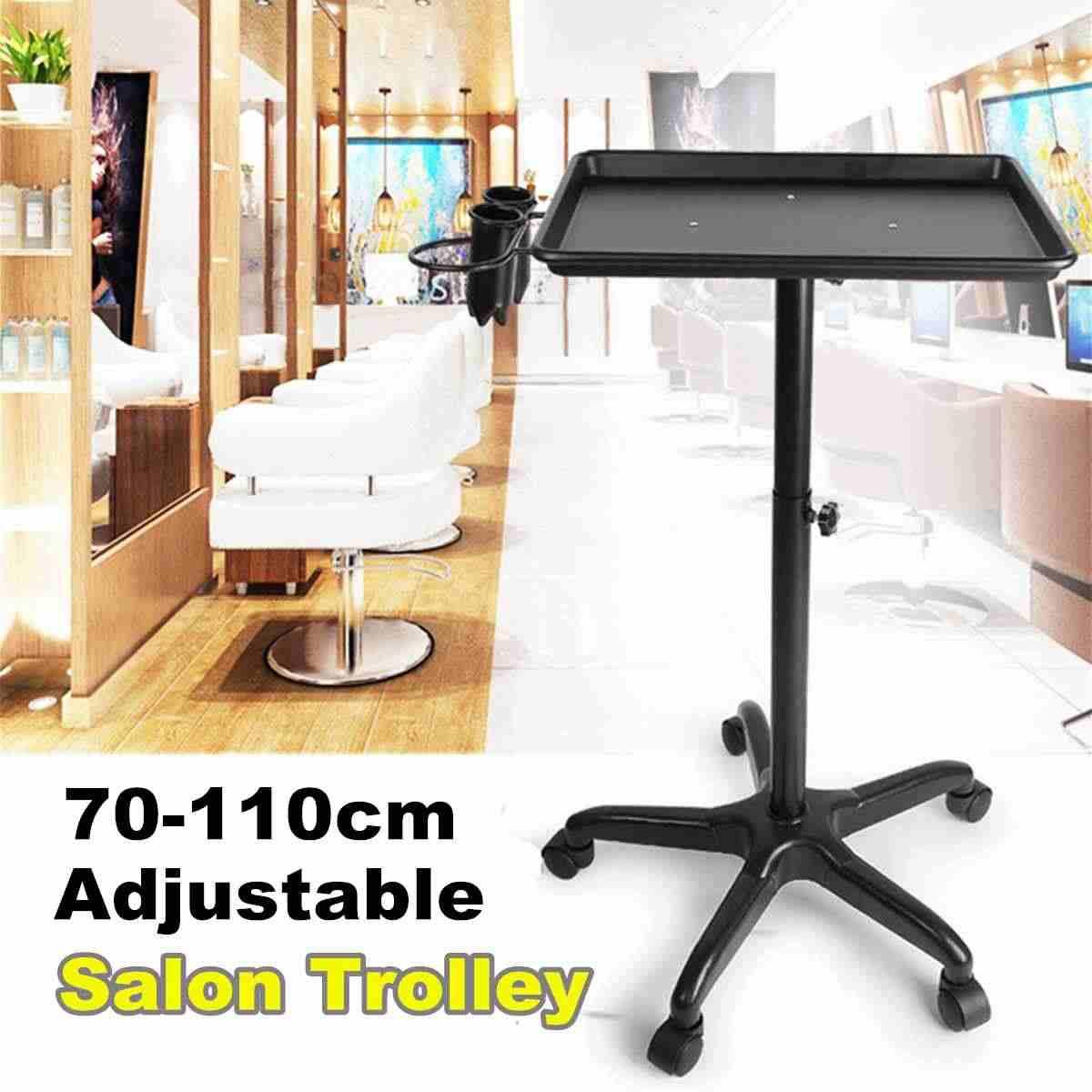 Salon Kapper Schoonheid Trolley Winkelwagen Tattoo Service Colouring Haar Apparatuur Tandarts Medische Spa Styling Trolley Houder Stand