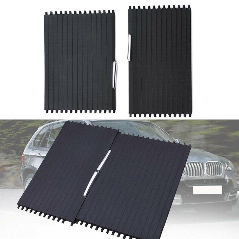 1 paire Console centrale store enrouleur couvercle avant arrière assemblage pour BMW X5 X6 E70 E71 2007-2014 nouveau