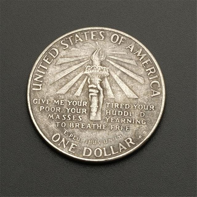 1906 Statue of Liberty 1 US Dollar Eagle Ocean Torchbearer Coin Coin Commemorative Coin Dropshipping 1
