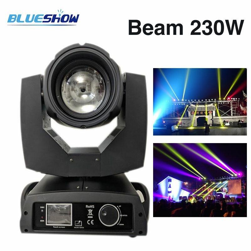 Power corn Beam 230W 7R Moving Head Light 16 prism LED Sharpy Osram stage nightclub party show Disco DJ Club стоимость