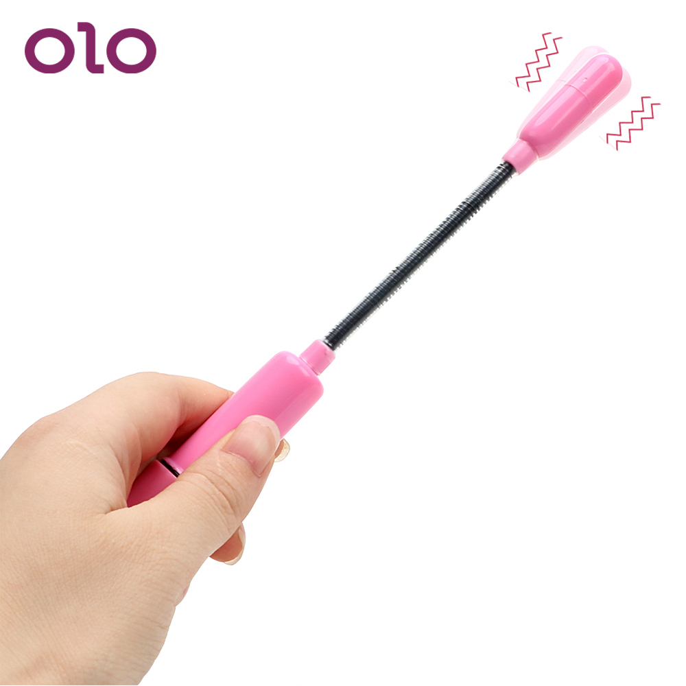 OLO <font><b>Anal</b></font> Plug Vagina Massager <font><b>Vibrator</b></font> Stick <font><b>Clitoris</b></font> Stimulator Magic Wand <font><b>Sex</b></font> <font><b>Toys</b></font> <font><b>for</b></font> <font><b>Women</b></font> Men Masturbation Flirting <font><b>Toys</b></font> image