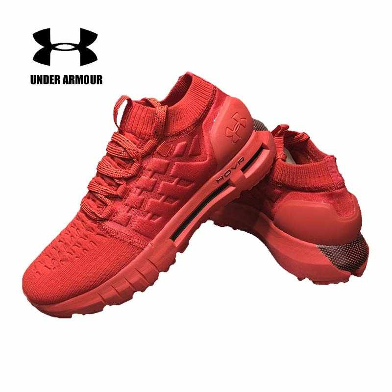 outlet store 857d5 48373 Under Armour Men HOVR Phantom running shoes new sport shoes Sock sneakers  brand designers zapatillas hombre deportiva US 7-11