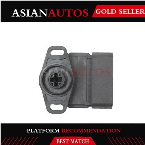 고품질 MR578861 MR578862 Mitsubishi Outlander Airtrek Chariot Grandis Space Wagon 4G64 4G94 용 스로틀 위치 센서