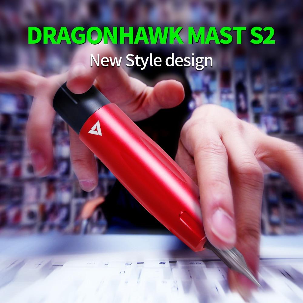 Rotary Tattoo Machine Permanent Makeup Pen Motor Needle Cartridges недорого