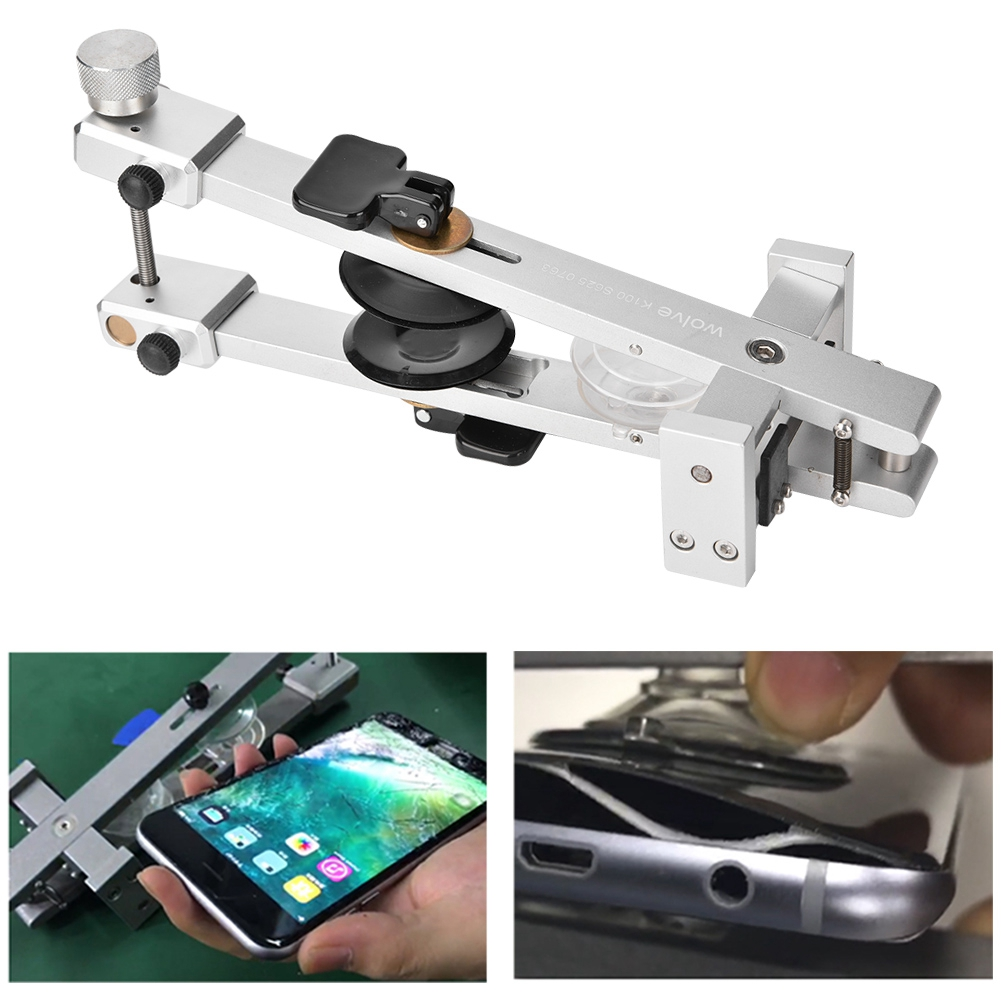 No Heating Opening Tool Screen Repair Remover Disassembling Tool Cellphone Screen Suction Cup For Smartphone Tablet