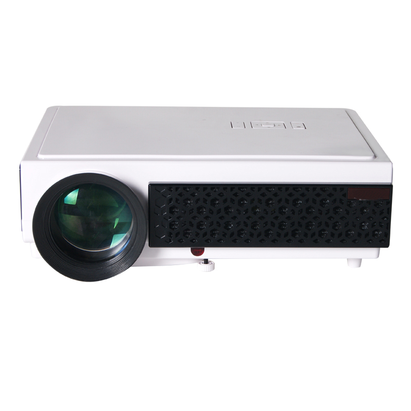 LEORY 96 Plus Full HD TV LED 3D Projector 2800 Lumens 1280*800 Home Theater Projector 200W 20000 hours
